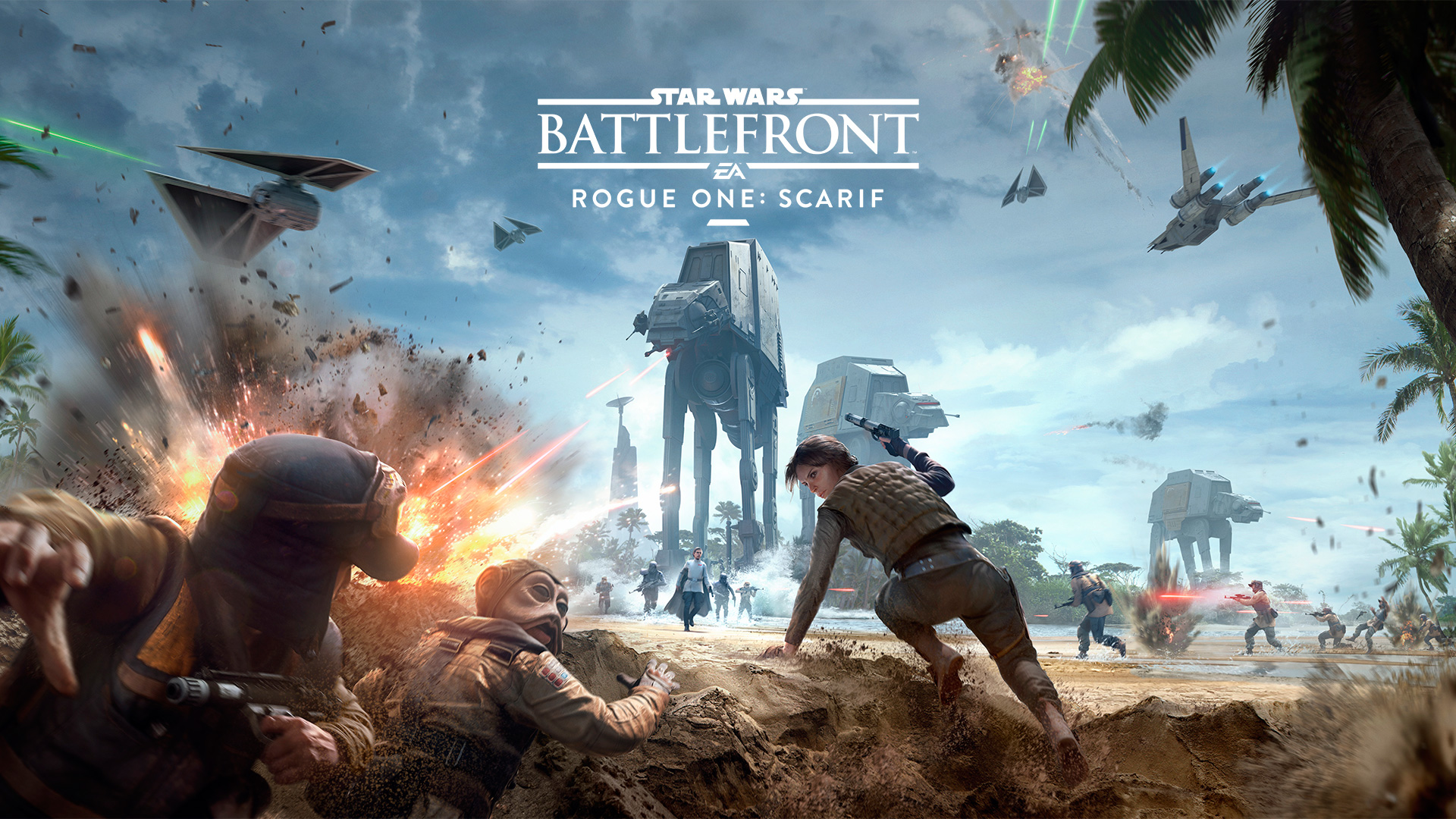 اورجینال Star Wars: Battlefront