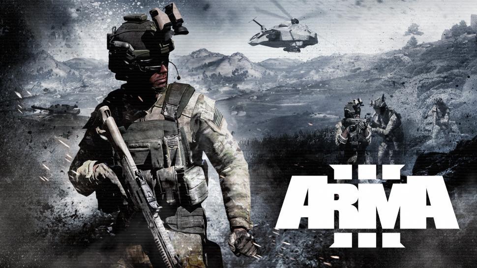 اورجینال ARMA 3