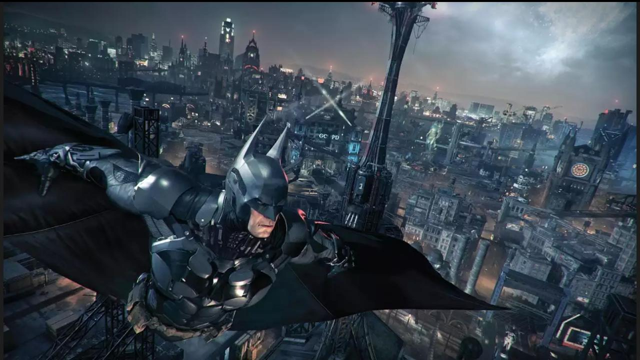 اورجینال استیم Batman: Arkham Collection
