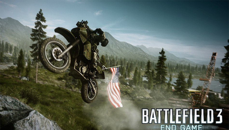 battlefield 3 end game 1 1 - سی دی کی اورجینال Battlefield 3