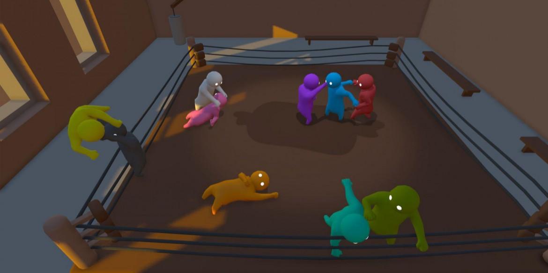 gang beasts - اورجینال استیم Gang Beasts