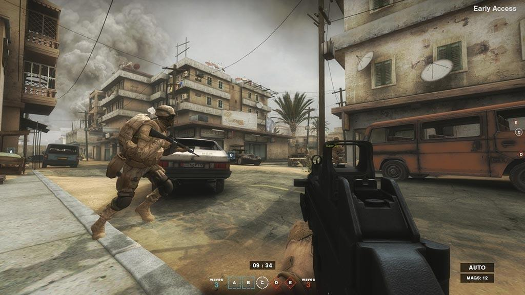 insurgency screenshot 1 - اورجینال استیم  Insurgency
