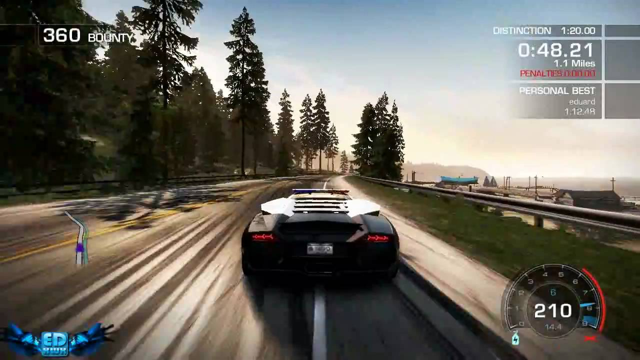 سی دی کی اورجینال Need For Speed: Hot Pursuit Remastered