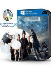 بکاپ Final Fantasy XV