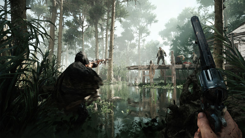 اشتراک آنلاین Hunt: Showdown Legendary Edition