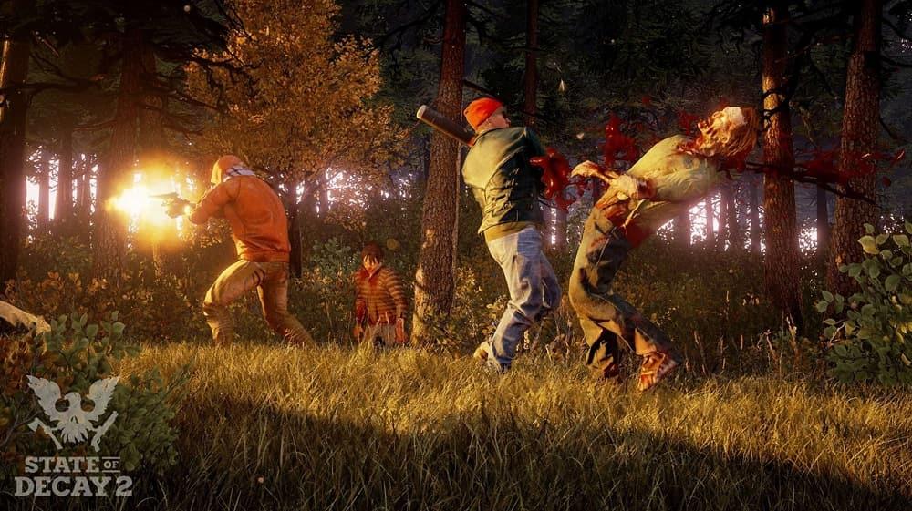 سی دی کی اشتراکی آنلاین دائم State of Decay 2 Ultimate Edition