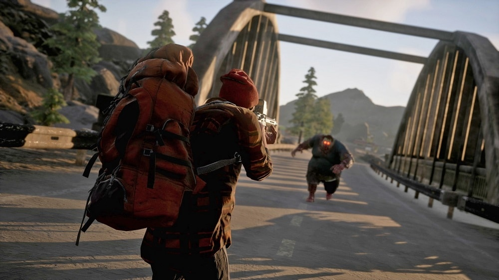 state of decay 2 shot min - سی دی کی اشتراکی آنلاین دائم State of Decay 2 Ultimate Edition