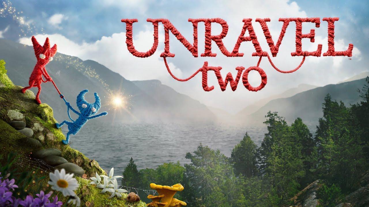 اورجینال اریجین Unravel Two