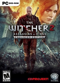 اورجینال The Witcher 2 : Assassins of Kings enhanced edition