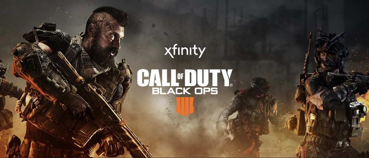 بکاپ   Call of Duty: Black Ops 4