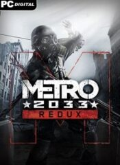 اورجینال استیم  Metro 2033 Redux