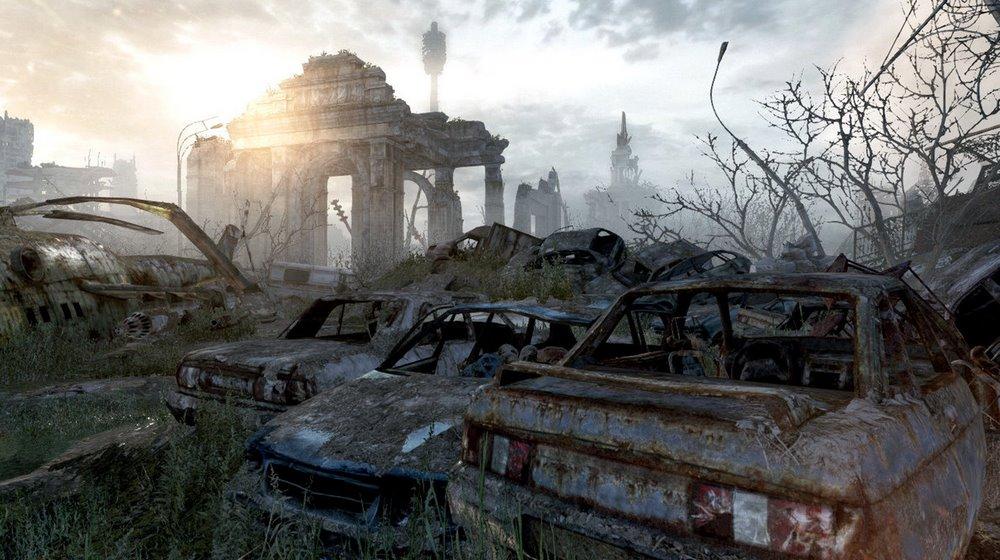 اورجینال Metro 2033 Redux