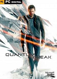 سی دی کی اشتراکی  Quantum Break