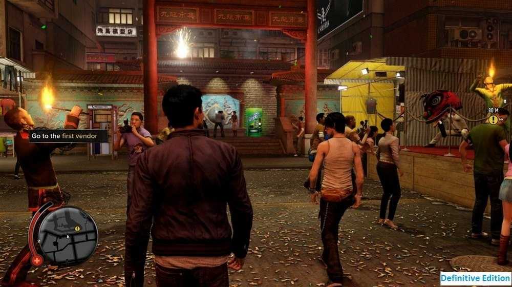اورجینال Sleeping Dogs: Definitive Edition