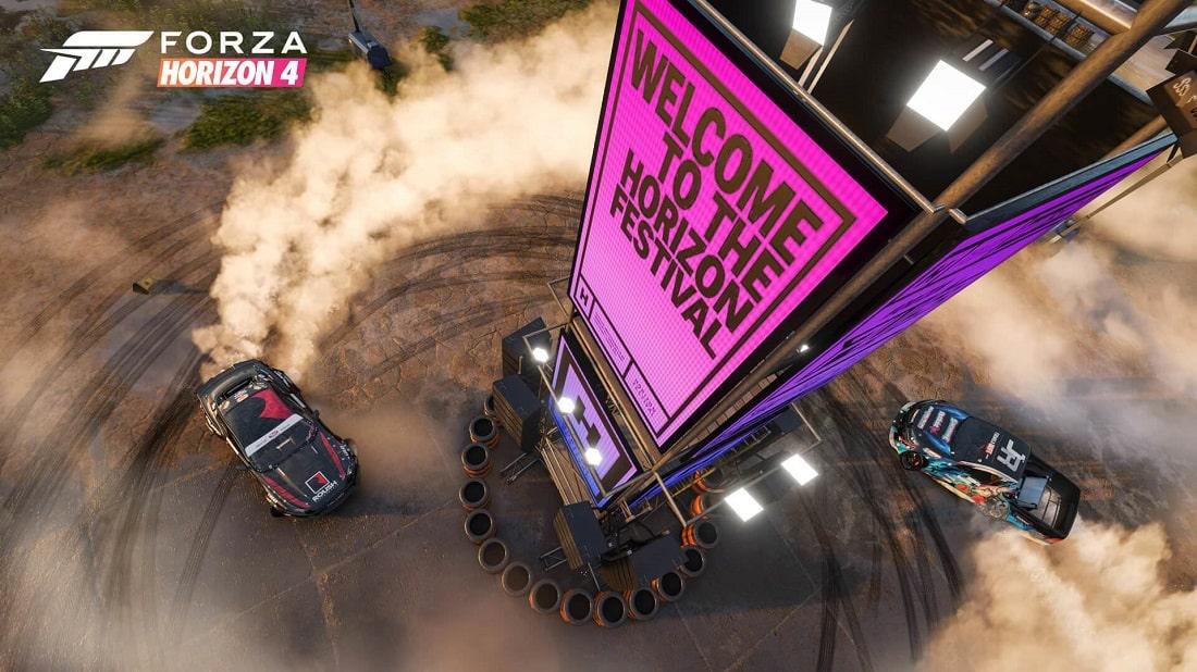 سی دی کی اشتراکی ( آنلاین )  Forza Horizon 4 Ultimate Edition