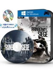 بکاپ  Rainbow Six Siege