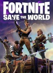 save the world cover 1 min 175x240 - سی دی کی اورجینال Fortnite (Save The World)