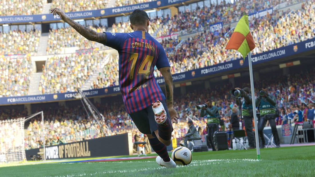 ss 18fa806abddfce71459a07add7da46e5e1ccc44d.1920x1080 min - اکانت قانونی PRO EVOLUTION SOCCER 2019 / PS4