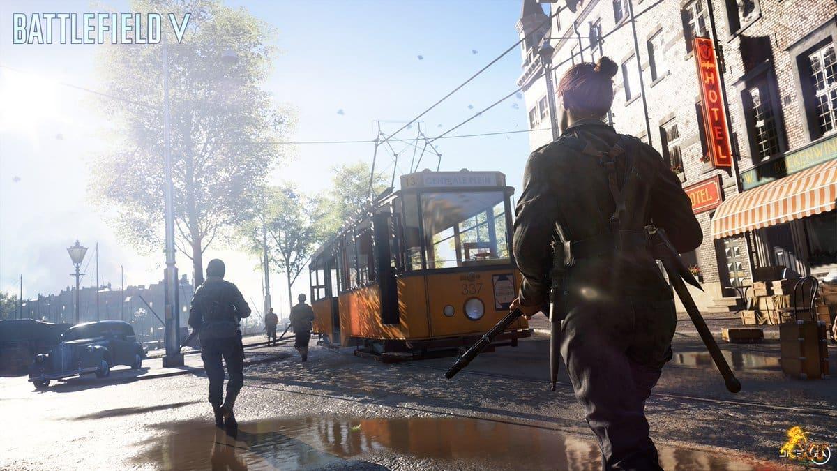 اکانت قانونی Battlefield V / PS4
