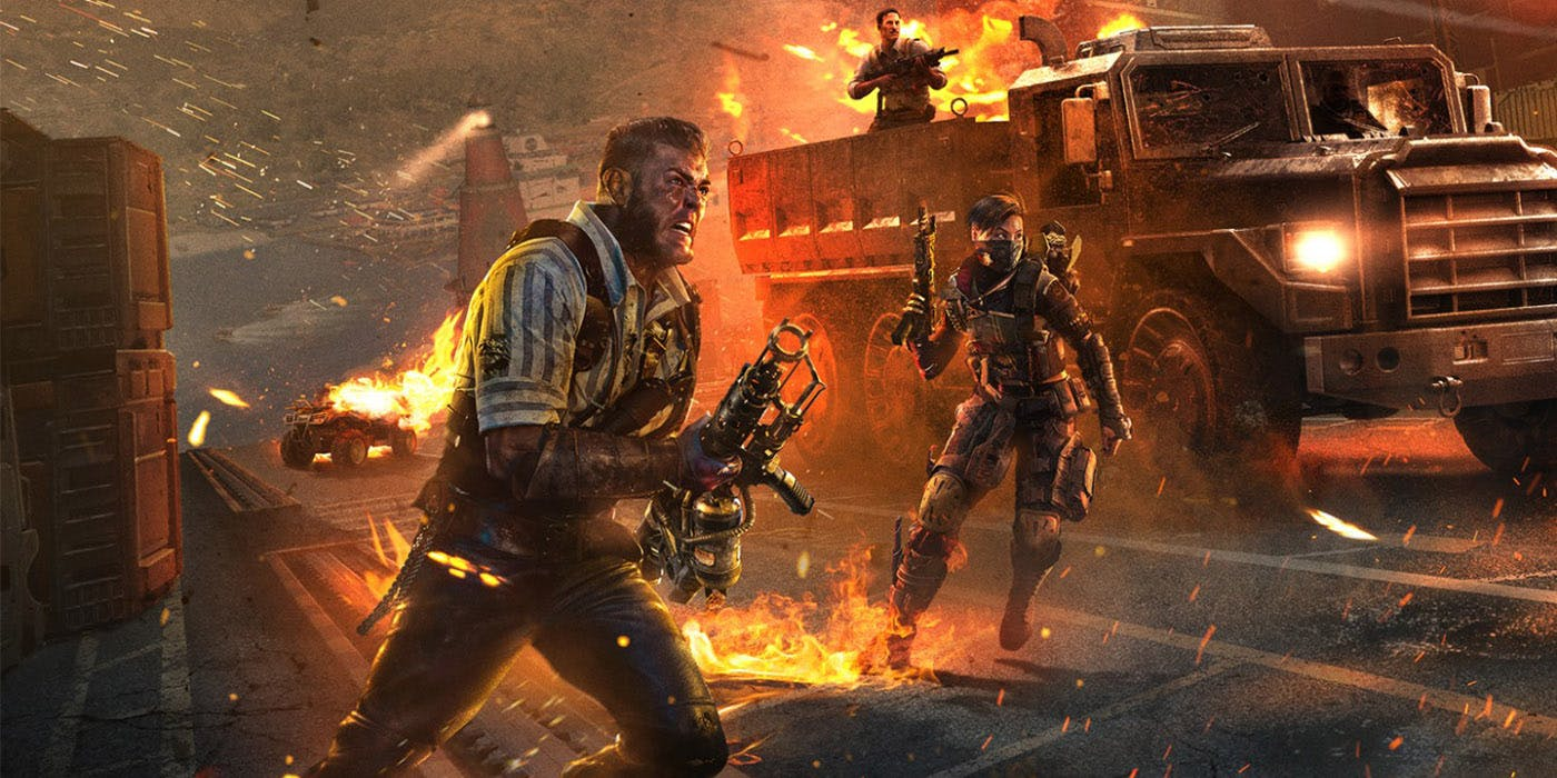 اورجینال Call of Duty: Black Ops 4