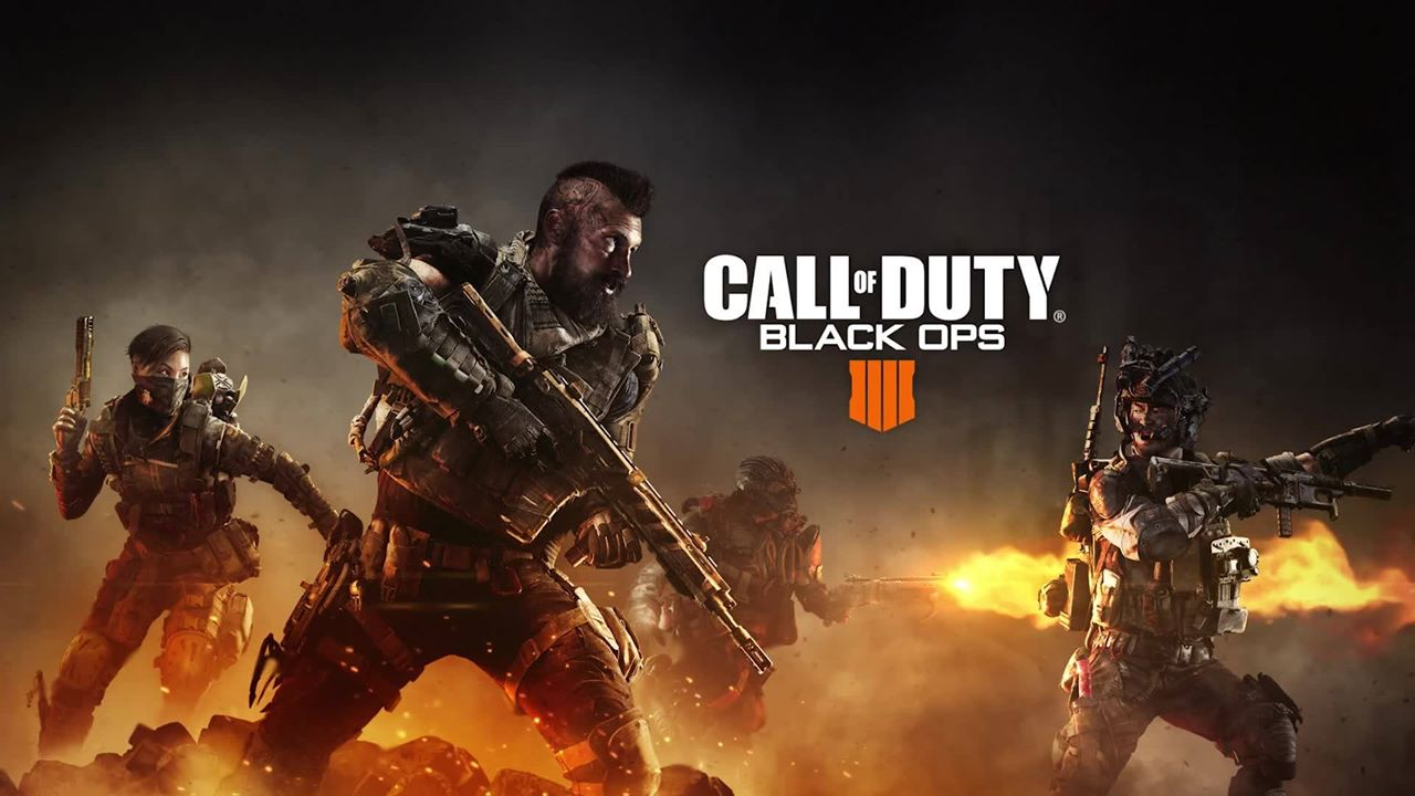 Call of Duty Black Ops 4 min - اورجینال Call of Duty: Black Ops 4