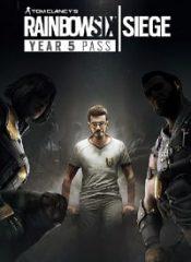 سیزن پس سال پنجم استیم  Rainbow Six Siege – Year 5 Pass
