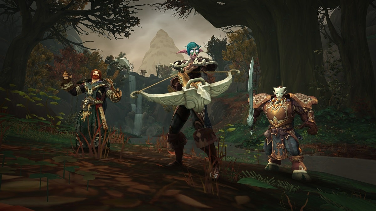 اورجینال World of Warcraft : Game Time