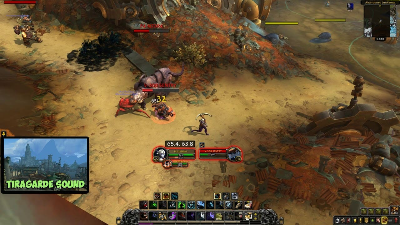 maxresdef325r23ault min - اورجینال World of Warcraft: Complete Collection