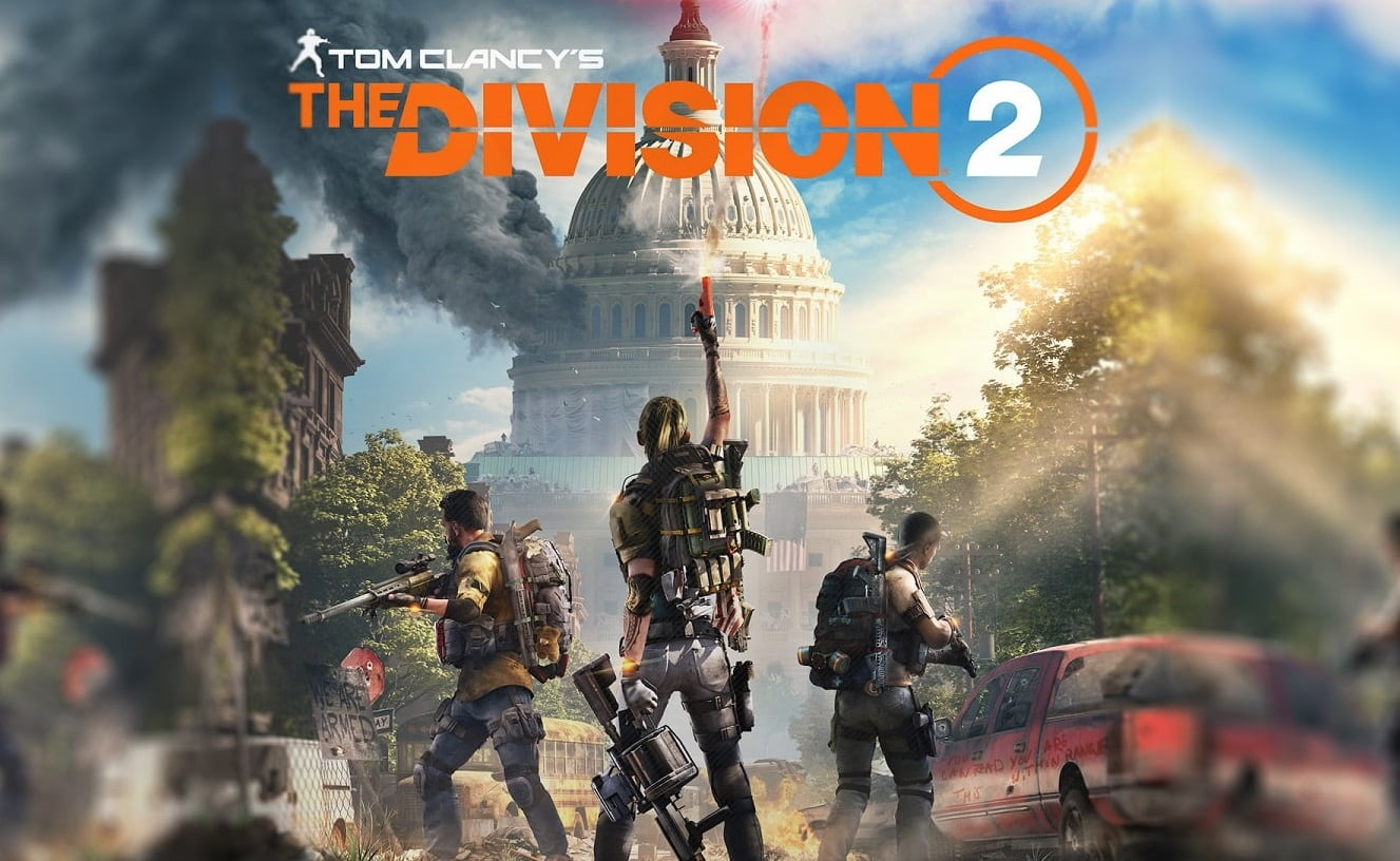 23432 min - اورجینال یوپلی  Tom Clancy's The Division 2