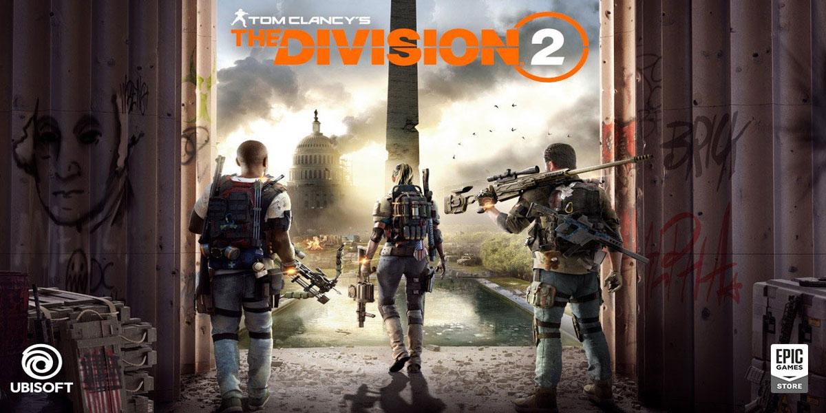 اورجینال یوپلی  Tom Clancy's The Division 2