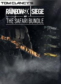آیتم و DLC استیم و یوپلی Rainbow Six Siege – The Safari Bundle