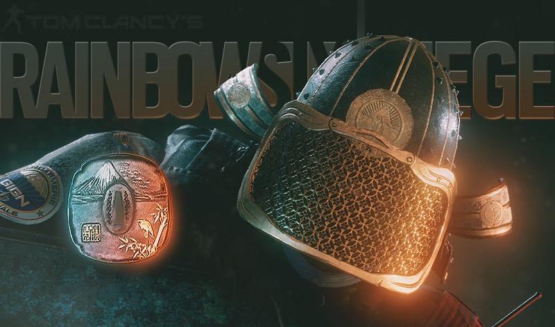 800 - آیتم و DLC استیم  Rainbow Six Siege - Montagne Bushido Set