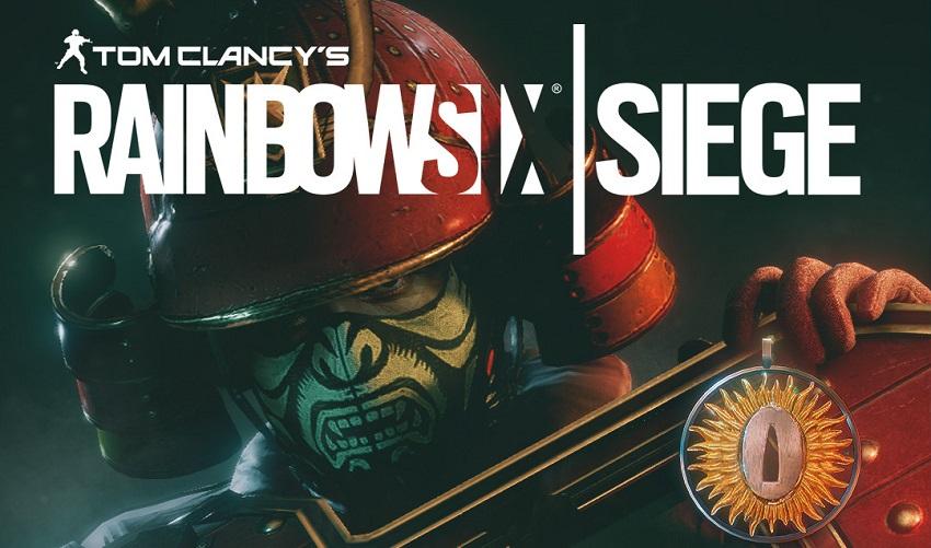 850 - آیتم و DLC استیم  Rainbow Six Siege - Blitz Bushido Set