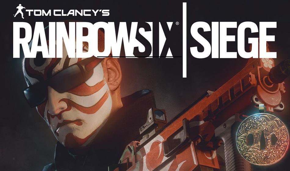 ss f47cf2f86a622a024c9720a23d43437dd8273141.1920x1080 - آیتم و DLC استیم  Rainbow Six Siege - Pulse Bushido Set