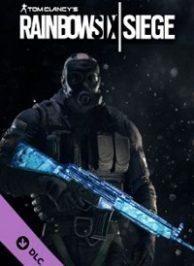 tom clancys rainbow six sie4564upt 0021 big 194x266 - آیتم و DLC استیم و یوپلی Rainbow Six Siege - Cobalt Weapon Skin