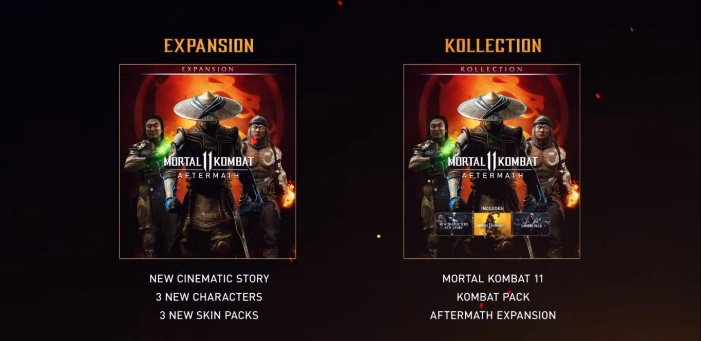 06 aftermath09 min - سی دی کی اشتراکی Mortal Kombat 11 Premium