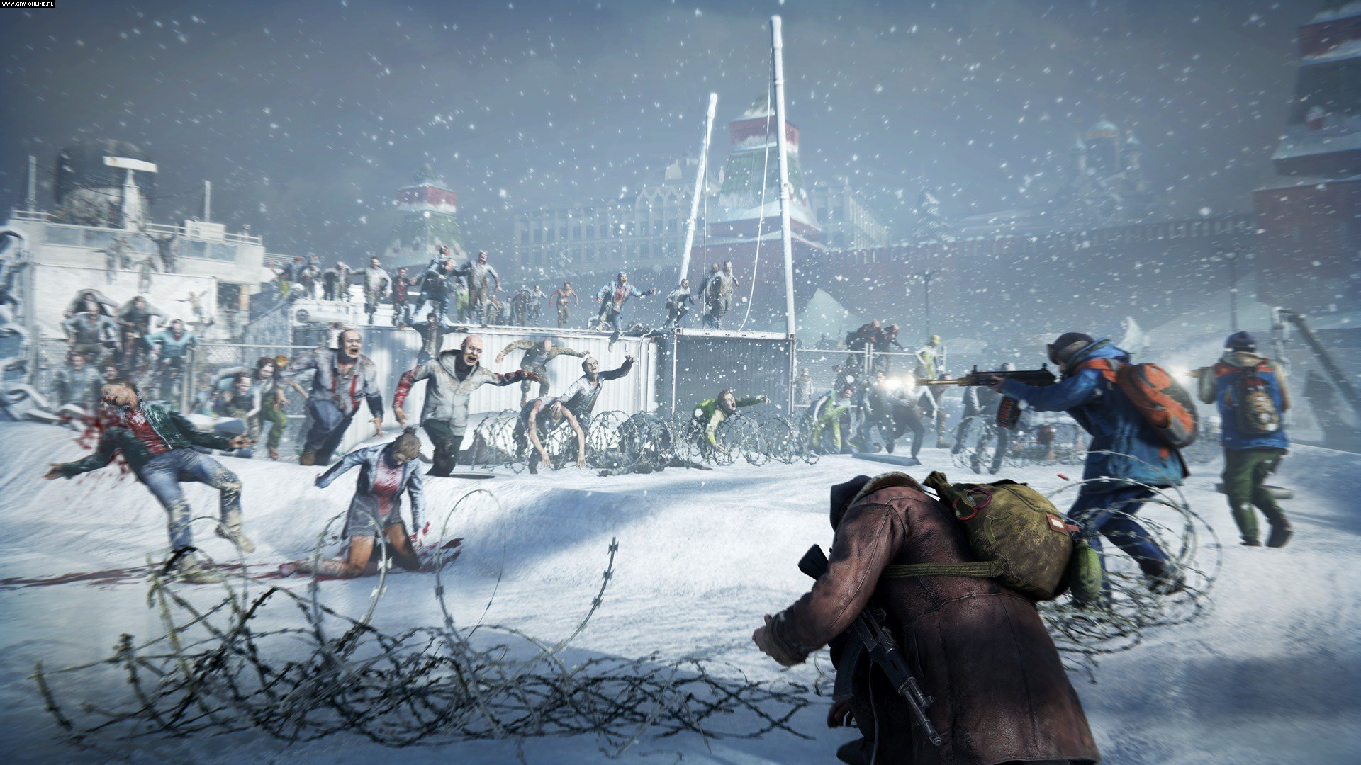 اورجینال اپیک گیمز  World War Z – GOTY Edition