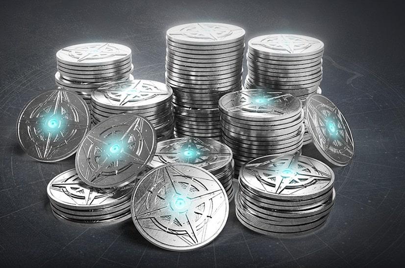 666 min - Silver Currency سکه درون بازی / Destiny 2