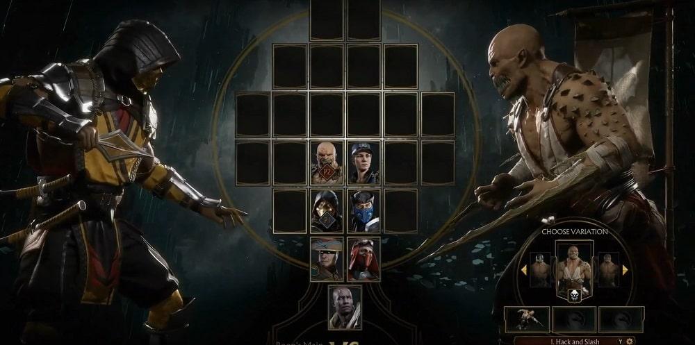 بکاپ  Mortal Kombat 11 Premium