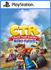 اکانت قانونی Crash Team Racing: Nitro Fueled / PS4
