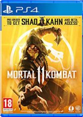 اکانت قانونی Mortal Kombat 11 PS4