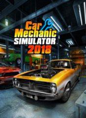 اورجینال استیم Car Mechanic Simulator 2018
