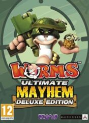 اورجینال استیم  Worms Ultimate Mayhem