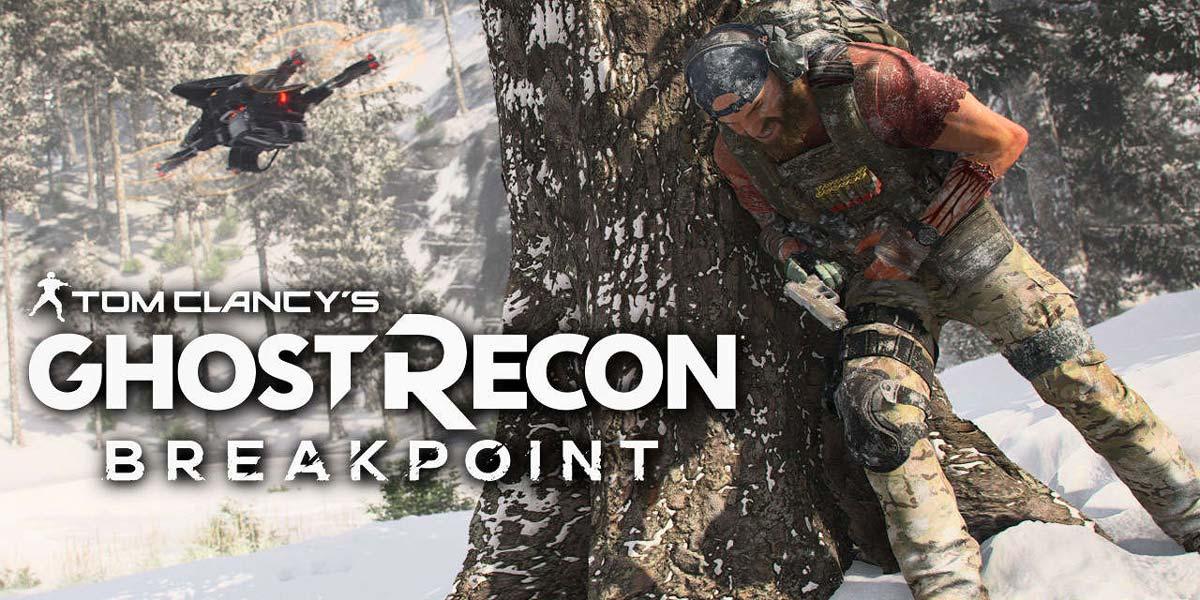 سی دی کی اورجینال  Tom Clancy's Ghost Recon Breakpoint