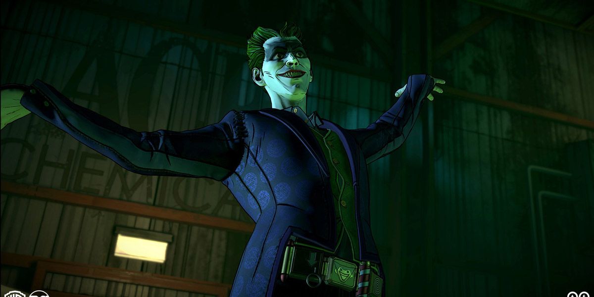 اورجینال استیم Batman: The Enemy Within – The Telltale Series