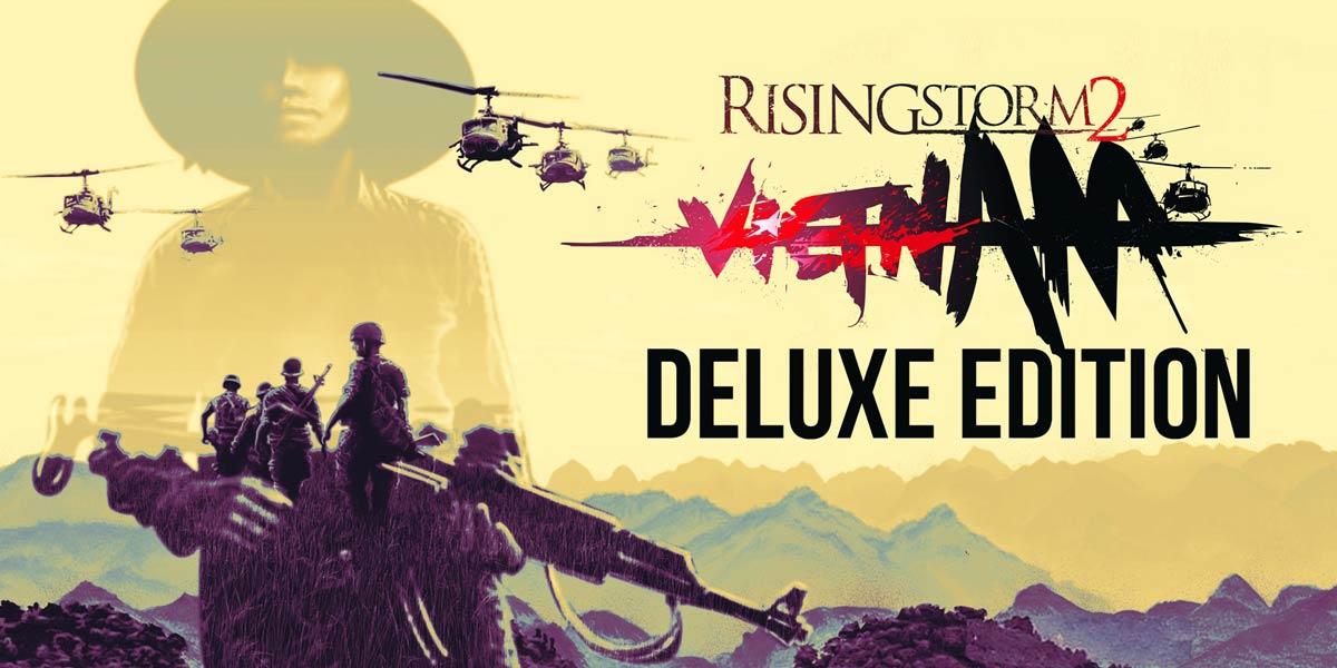 اورجینال استیم Rising Storm 2: Vietnam