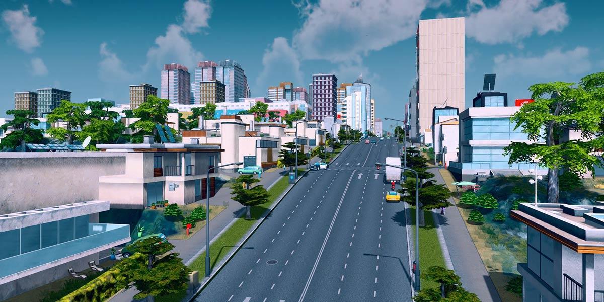 اورجینال استیم Cities: Skylines
