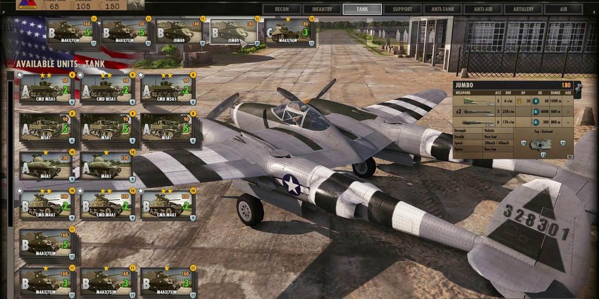 اورجینال استیم Steel Division: Normandy 44