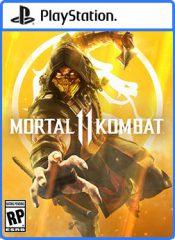 اکانت قانونی Mortal Kombat 11 PS4