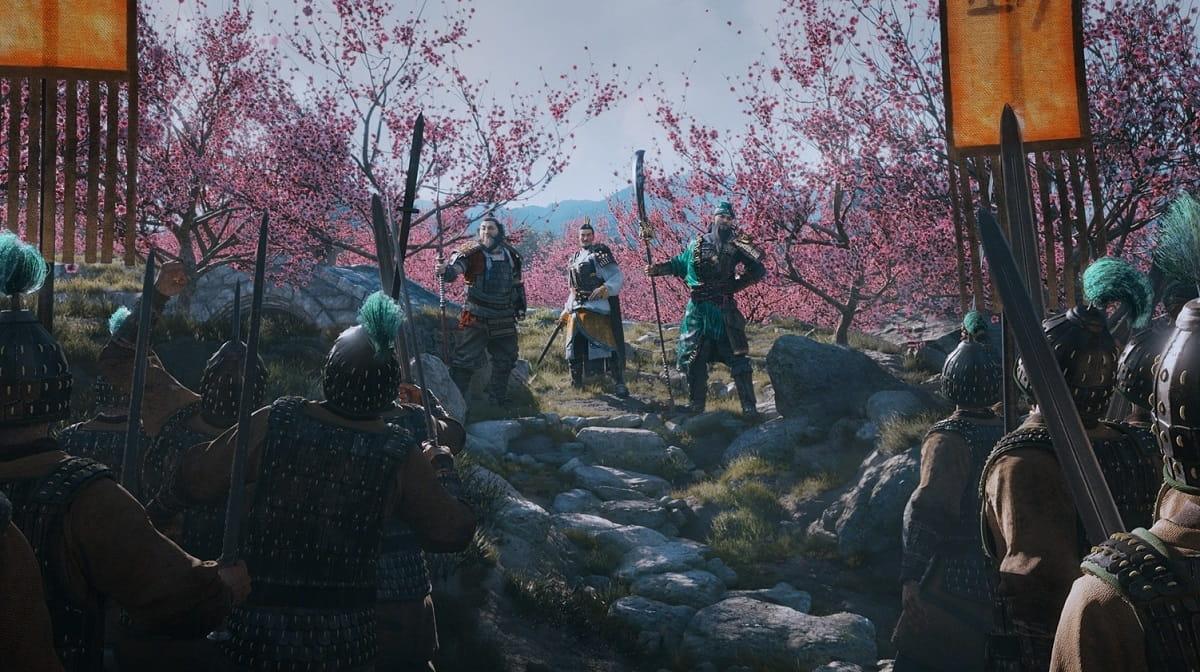 سی دی کی اشتراکی  Total War: THREE KINGDOMS